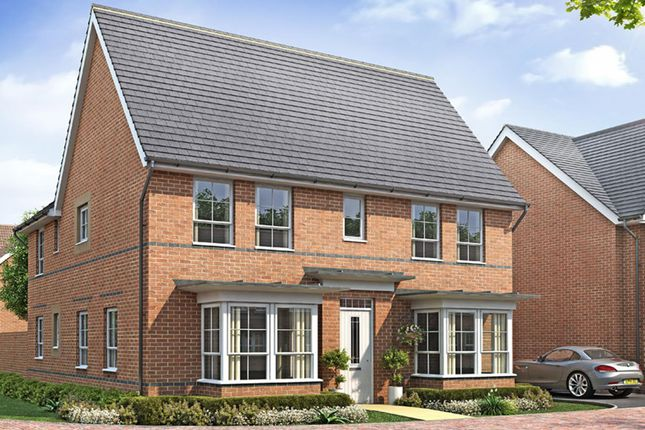 """Thumbnail Detached house for sale in """"Alnwick"""" at Ripon Road, Kirby Hill, Boroughbridge, York"""