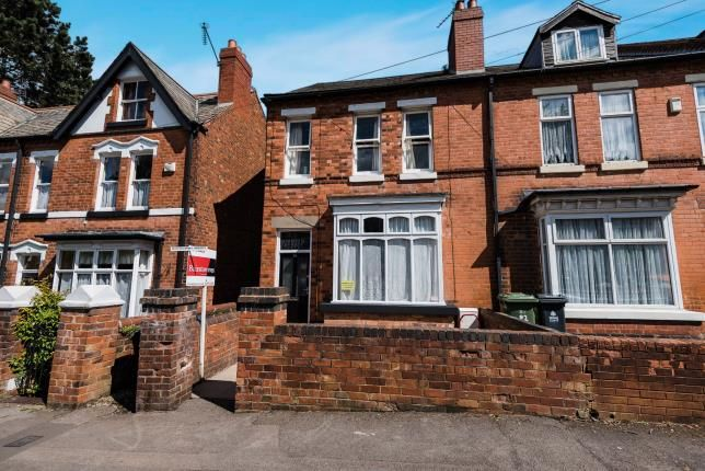 Thumbnail Terraced house for sale in Charlotte Street, Walsall, West Midlands