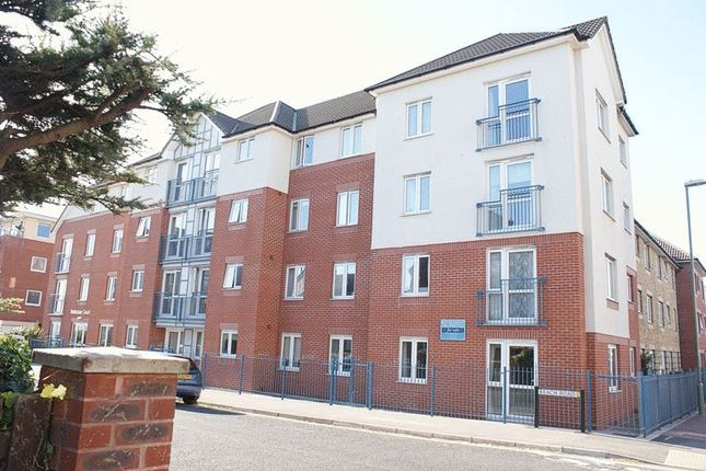 Front of Robinson Court, Beach Road, Lee-On-The-Solent PO13