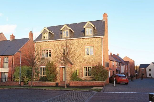 Thumbnail Detached house for sale in 31 Pepper Mill, Lawley Village, Telford