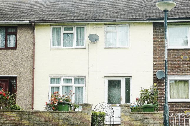 Thumbnail Terraced house to rent in Chalcombe Road, Abbey Wood, London