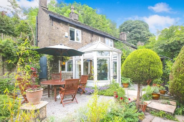 Thumbnail Semi-detached house for sale in Sycamore Road, Birch Vale, High Peak, Derbyshire