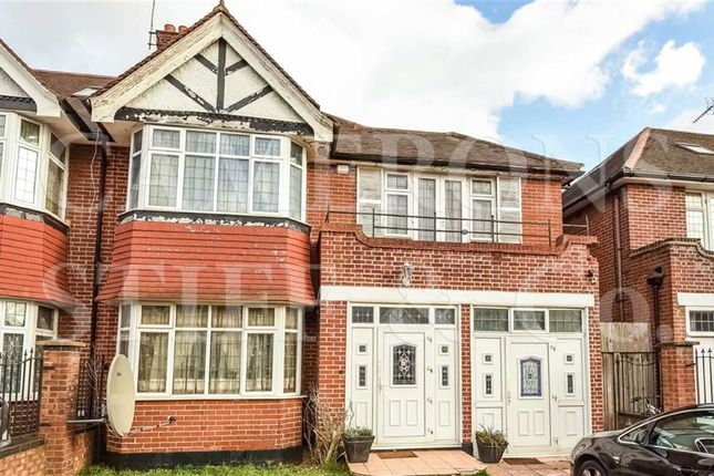 Thumbnail Semi-detached house for sale in Dicey Avenue, Cricklewood, London