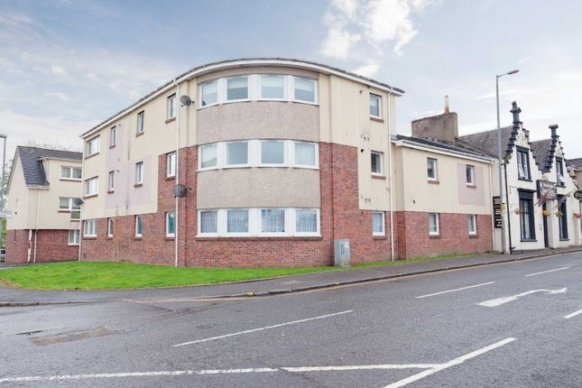 Thumbnail Flat for sale in Willowpark Court, Airdrie, North Lanarkshire