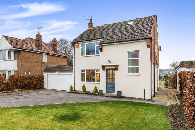 Thumbnail Detached house for sale in St. Helens Gardens, Adel, Leeds