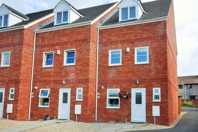 3 bed end terrace house for sale in 1 Belmont Court, Heol Canola, Sarn CF32