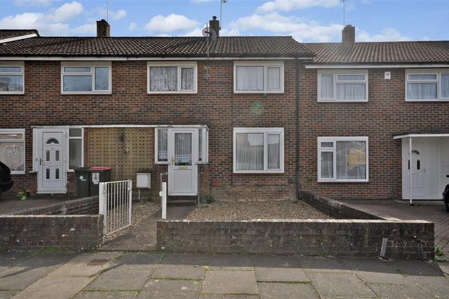 Thumbnail Terraced house for sale in Highams Hill, Gossops Green, Crawley, West Sussex