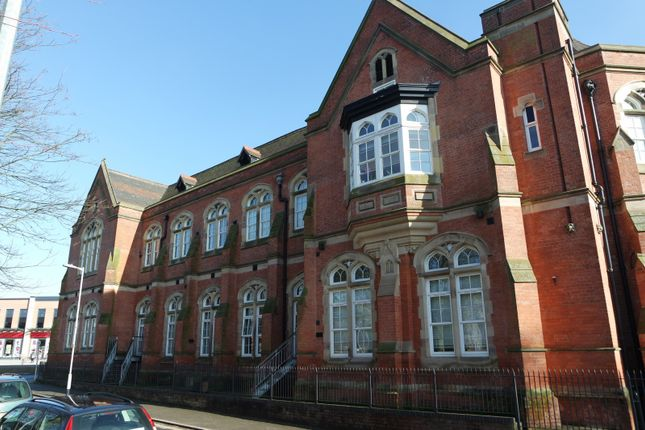 Thumbnail Flat to rent in Bromley House, Church Street, Beeston