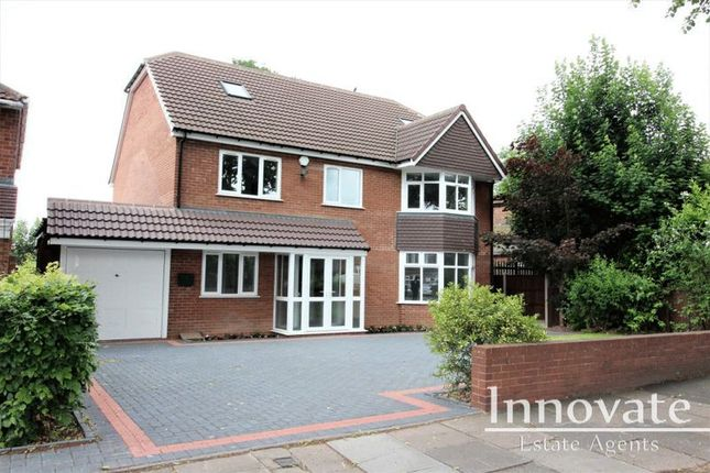 Thumbnail Detached house for sale in Underwood Road, Birmingham