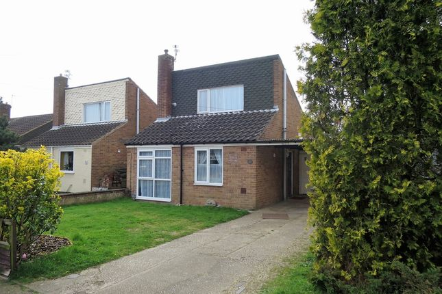 Thumbnail Detached house for sale in Meadow Way, Hellesdon, Norwich