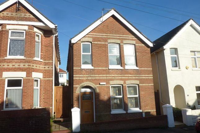 Thumbnail Detached house for sale in Lyell Road, Parkstone, Poole