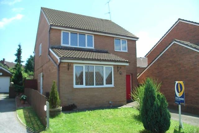 Thumbnail Detached house to rent in Church Meadow, Boverton, Vale Of Glamorgan