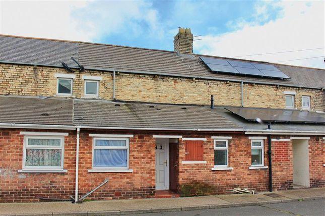 Thumbnail Terraced house for sale in Chestnut Street, Ashington
