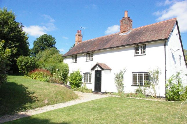 Thumbnail Detached house to rent in Upton Grey, Basingstoke, Hampshire