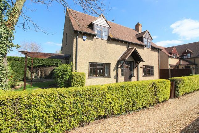 Thumbnail Detached house for sale in School Lane, Greenfield, Bedfordshire