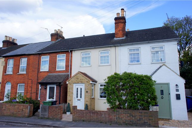 Thumbnail Terraced house for sale in Frimley Road, Camberley