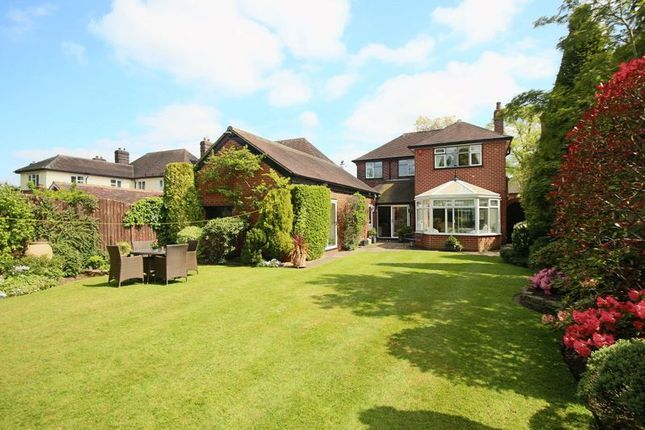 Thumbnail Detached house for sale in Whitmore Road, Westlands, Newcastle