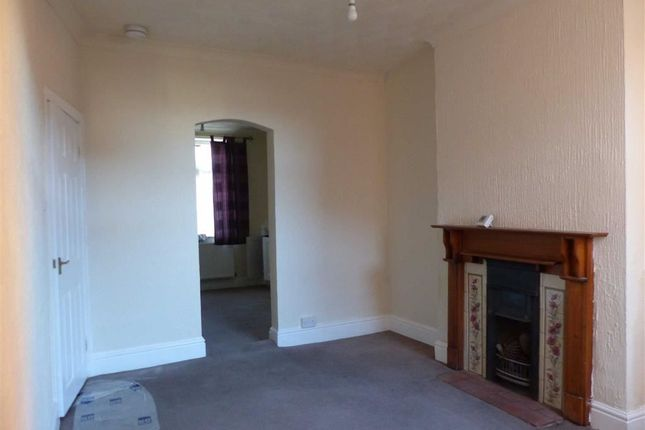 Thumbnail Terraced house to rent in South Street, Off Nantwich Road, Crewe