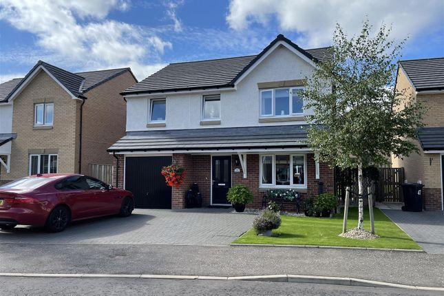 Thumbnail Detached house for sale in Rickard Avenue, Strathaven