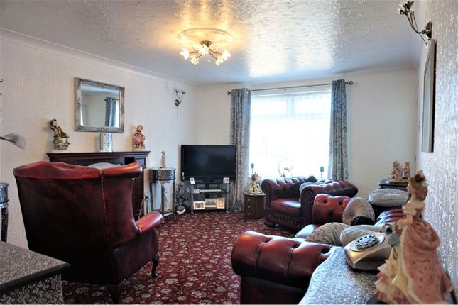 Thumbnail Semi-detached bungalow for sale in Elmwood, Coulby Newham, Middlesbrough