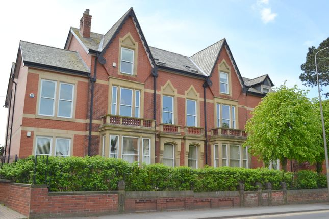 Thumbnail Flat for sale in Windsor Road, Chorley
