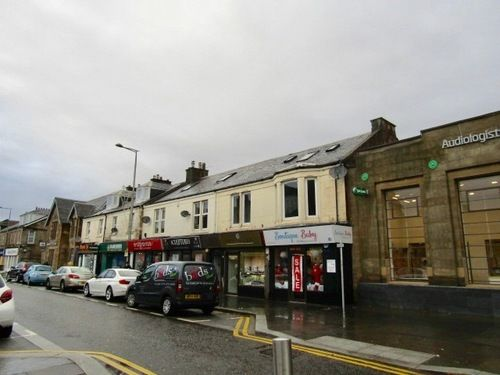 Thumbnail Flat to rent in Main Street, Bellshill