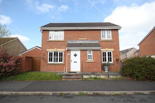 Thumbnail Detached house to rent in Marine Crescent, Buckshaw Village, Chorley