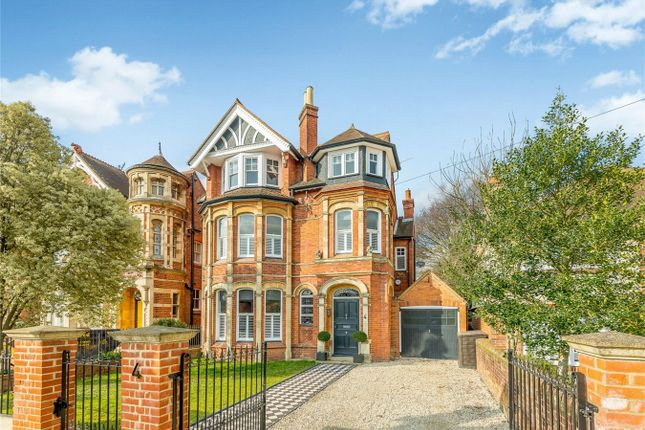 Thumbnail Detached house for sale in Norman Avenue, Henley-On-Thames