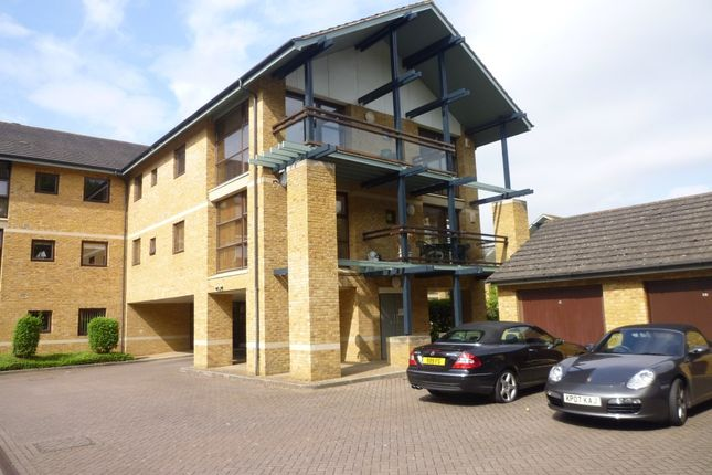 1 bed detached house to rent in Woodward Place, Loughton Lodge, Milton Keynes MK8