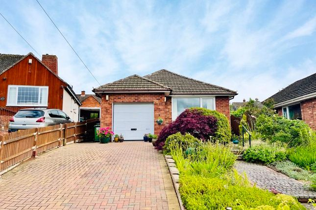 Thumbnail Detached bungalow for sale in Pilley Road, Hereford