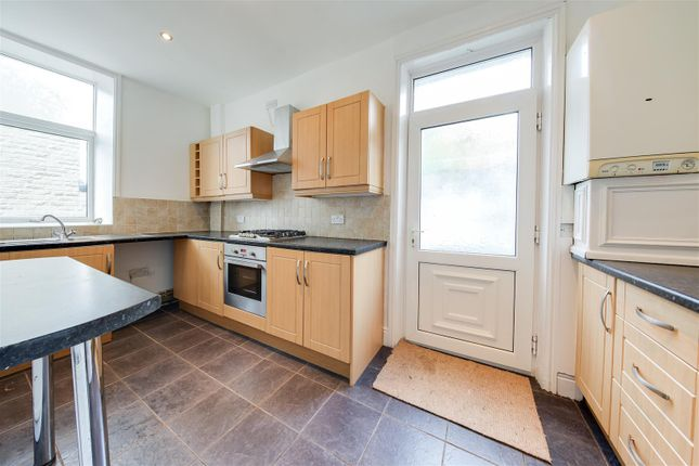 Thumbnail End terrace house for sale in Newchurch Road, Stacksteads, Bacup, Rossendale