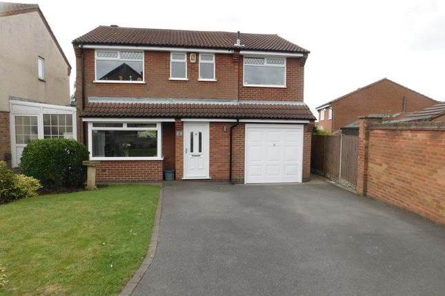 Thumbnail Detached house for sale in Primrose Meadow, Midway