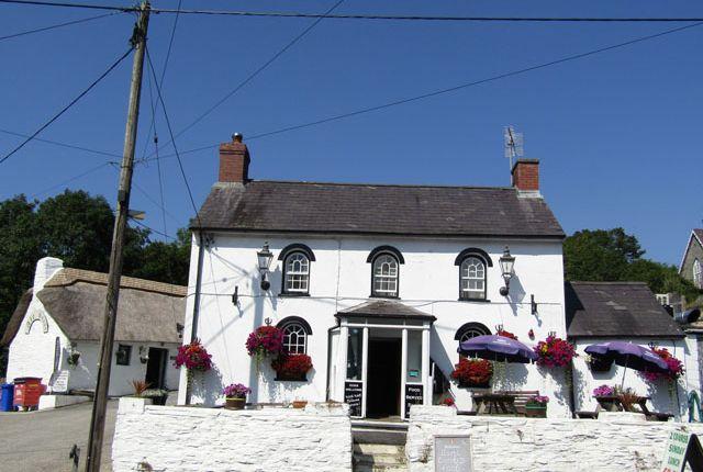 Thumbnail Pub/bar for sale in Cenarth, Newcastle Emlyn