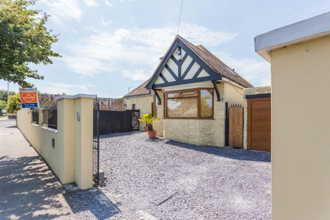 Thumbnail Detached bungalow for sale in Northumberland Avenue, Cliftonville, Margate