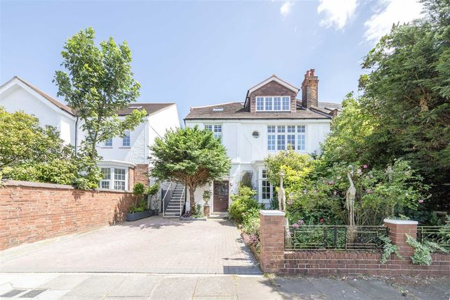 Thumbnail Semi-detached house for sale in Aylestone Avenue, London