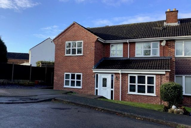 3 bed semi-detached house for sale in Ashtree Close, Newhall, Swadlincote DE11