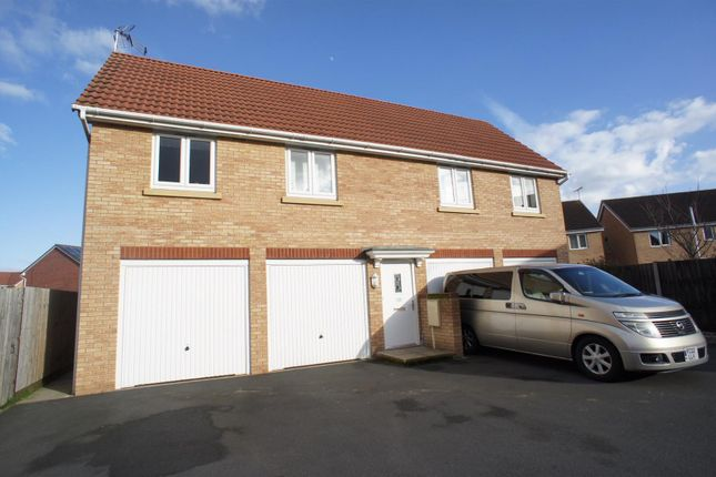 2 bed flat to rent in Atlantic Way, Derby