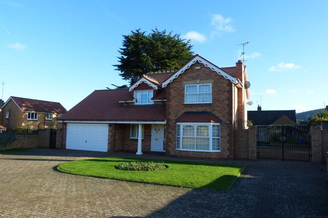 Thumbnail Detached house for sale in Marford Drive, Abergele