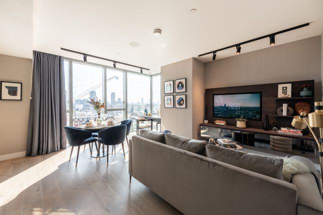 1 bed flat for sale in City Road, London EC1V