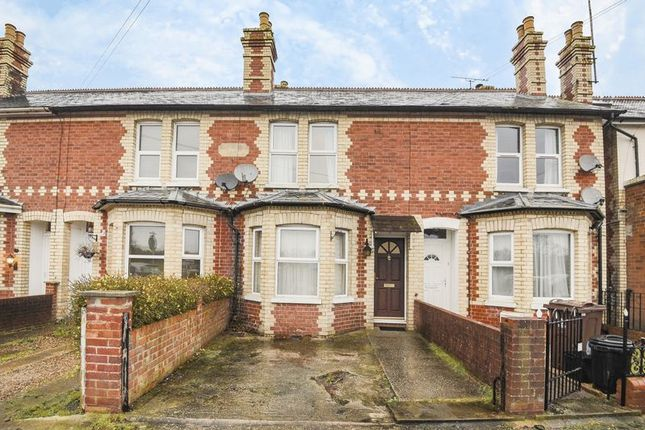 Thumbnail Terraced house for sale in Great Lea Terrace, Three Mile Cross, Reading