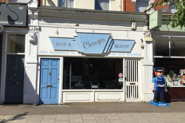 Thumbnail Retail premises for sale in Rosendale Road, London