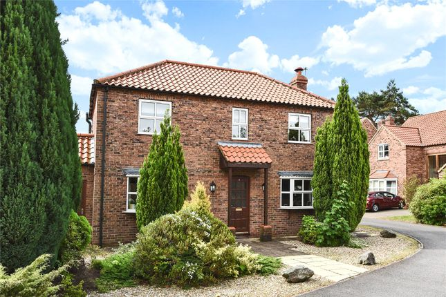 Thumbnail Detached house for sale in Beck Farm Mews, Barnolby Le Beck