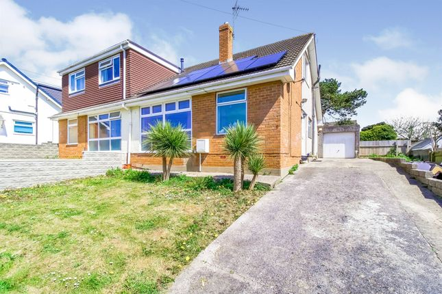 3 bed semi-detached bungalow for sale in Westgate Close, Nottage, Porthcawl CF36