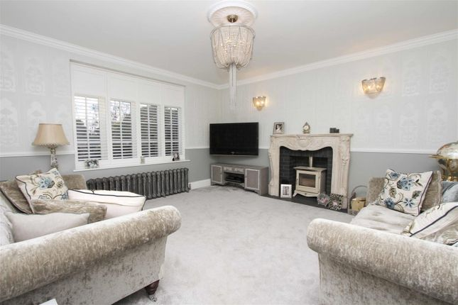 Living Room of Park Avenue, Ruislip HA4