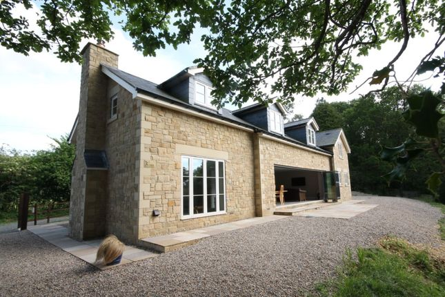 Thumbnail Detached house for sale in Lintzford, Rowlands Gill