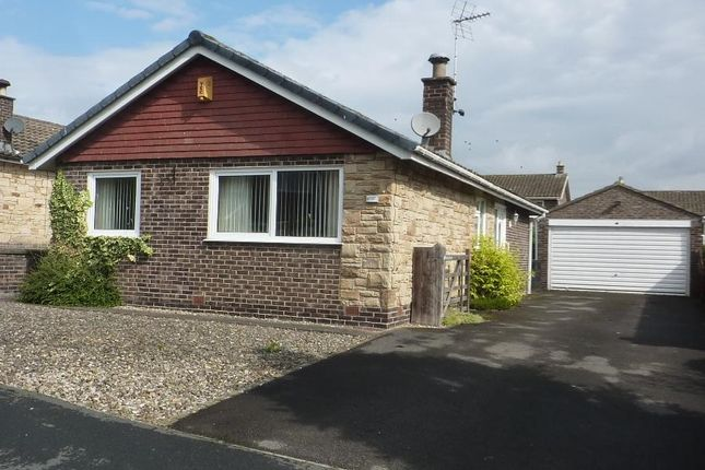 Thumbnail Detached bungalow for sale in Hunters Ride, Appleton Wiske, Northallerton