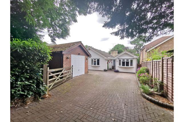 Thumbnail Detached bungalow for sale in Nine Mile Ride, Wokingham