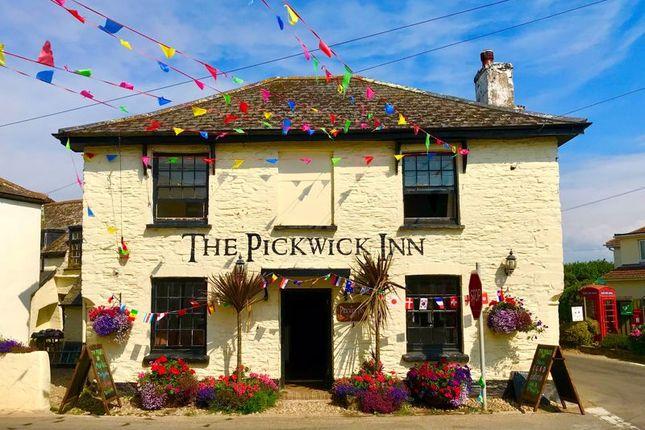 Thumbnail Pub/bar for sale in St. Anns Chapel, Kingsbridge