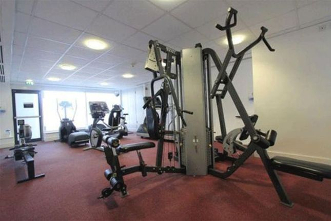 Gym Facilities of Jones Point, Ferry Court, Cardiff Bay CF11