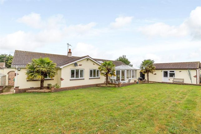 Thumbnail Bungalow for sale in Scarborough Road, East Heslerton